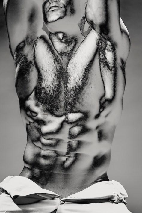 Brent Ray Fraser. Photo: Brendan Meadows