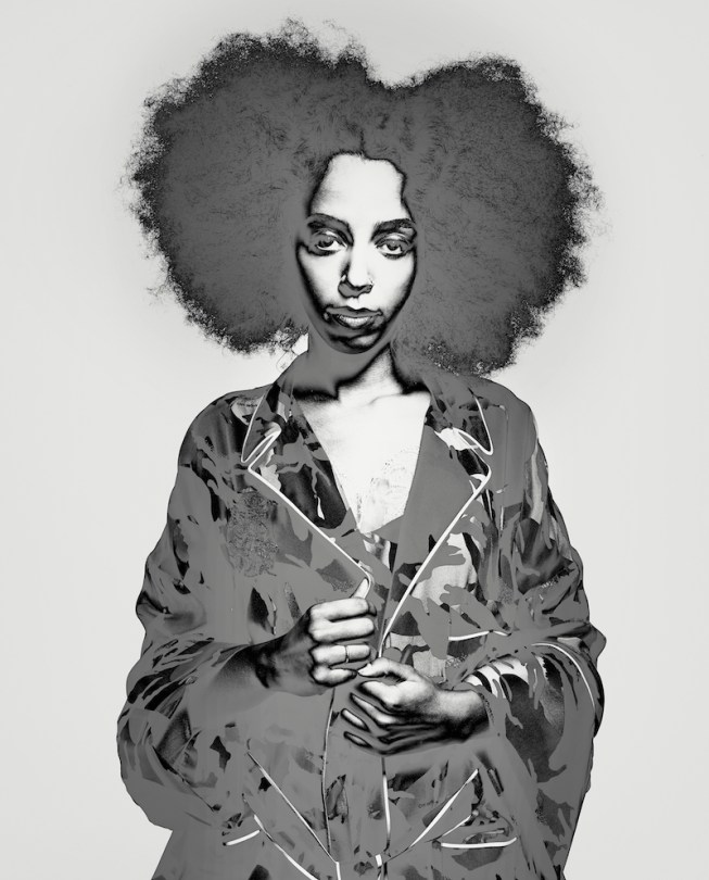 Actress Hayley Law from IPSEITY. Photo: Brendan Meadows