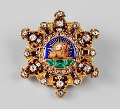 Order of the Lion and the Sun medal