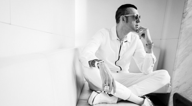Karim Rashid set out to change the world of design and brought home  a prized collection