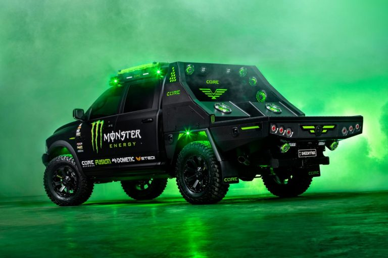 Read more about the article Josh Sheehan Ram Monster Build