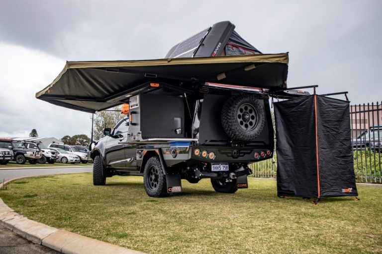 Read more about the article Isuzu D-Max Freestyle Cab with GTU Canopy