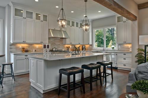 coolest trends in kitchen lighting