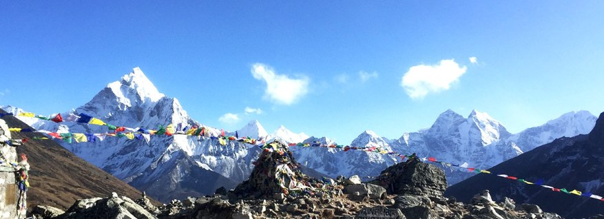 best time to Trek to Everest Base Camp in Nepal
