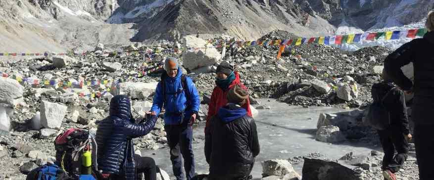 Mount Everest 2020