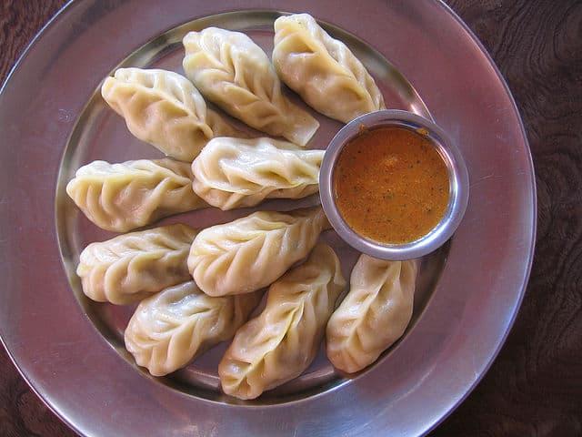 Momo-in-Nepal
