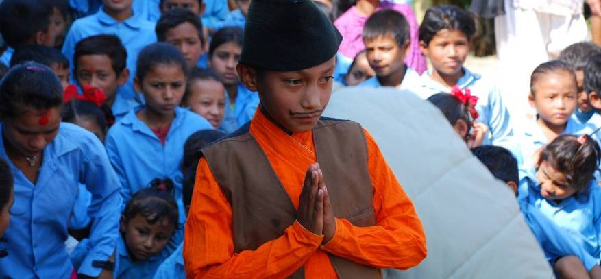 five basic things - namaste nepal