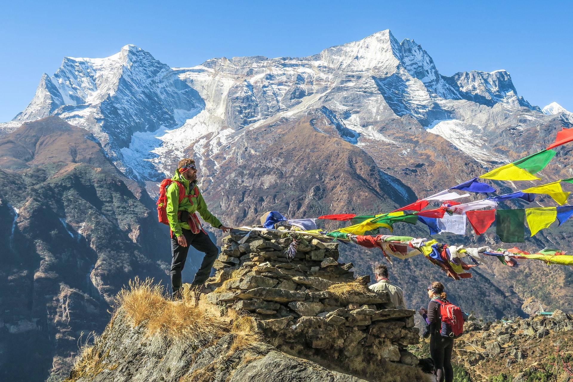 top trekking destination in nepal