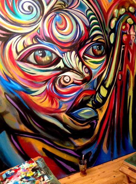 Corey Barksdale Original Fine Art Atlanta Art Gallery