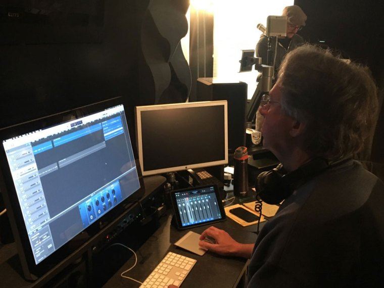 Steve Cotter, owner and producer at Dino deLucy Studios