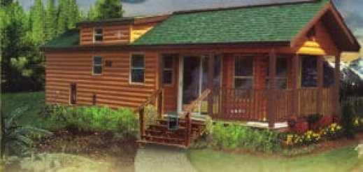 Whispering Oaks Ranch housing