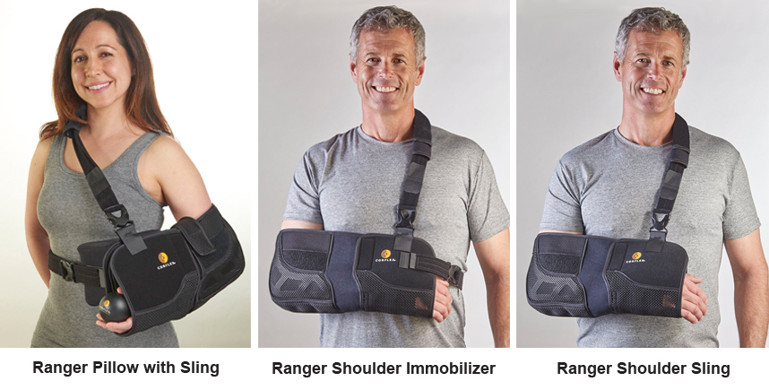 ranger shoulder abduction pillow with sling