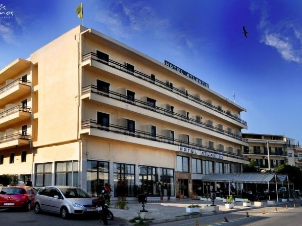 Corfu hotels, apartments and rooms