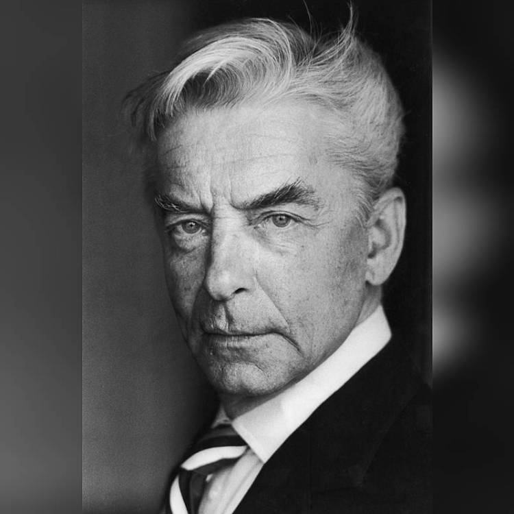 Herbert von Karajan: 30 anni dopo. | Il Corriere della Grisi