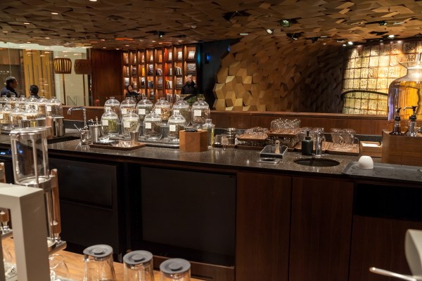 Corian® x Starbucks opens World's largest Reserve Roastery ...