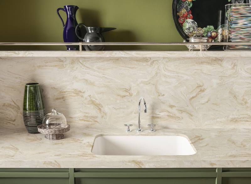 corian for kitchen countertops
