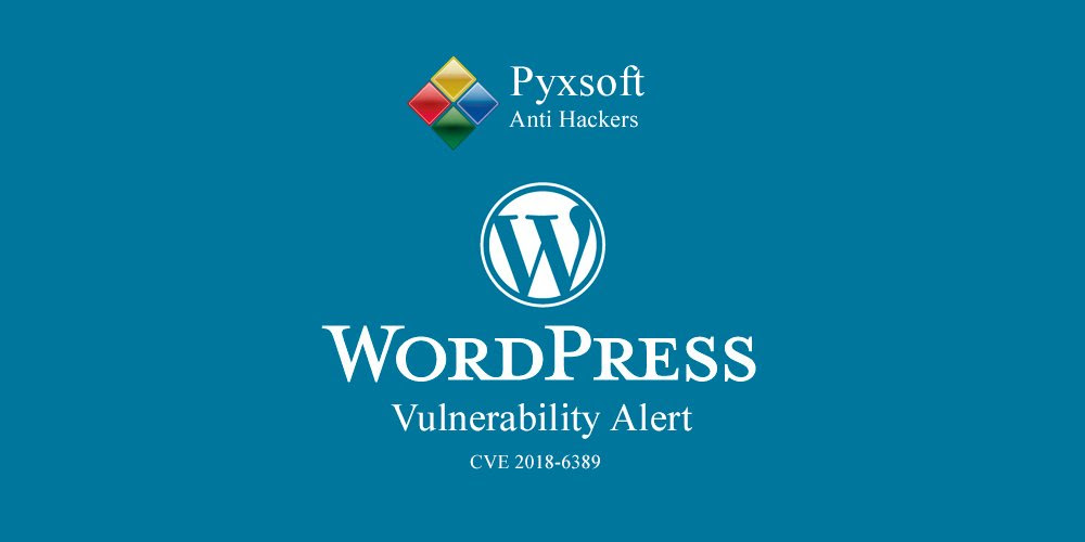 Fallo de seguridad en WordPress: CVE-2018-6389