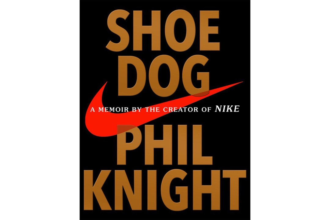 Shoe Dog by Phil Knights - A Memoir by the the Creator of Nike