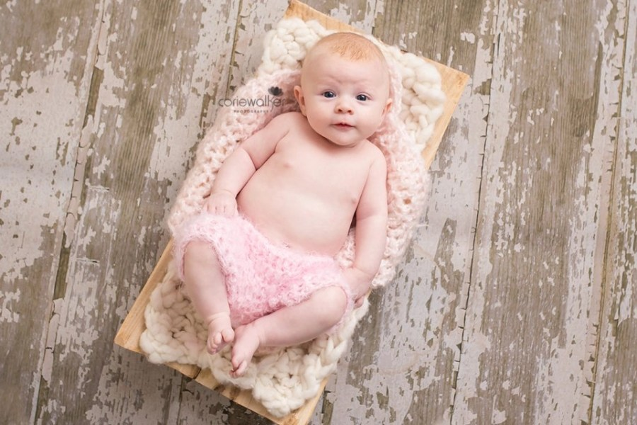 Akron OH Baby Photos | Ariel 3 months