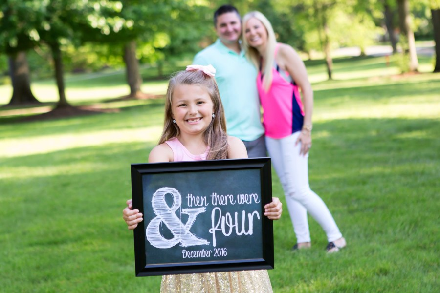Cleveland Pregnancy Announcement | Waiting for Baby