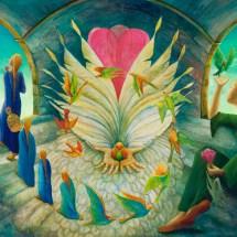 """The Gift — — 18x24"""" — Giclée Print — $150"""