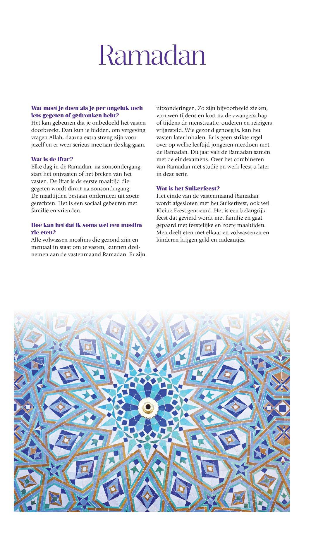 Artikel uit de serie Ramadan