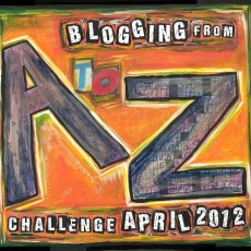 A to Z Challenge 2012 is Coming!