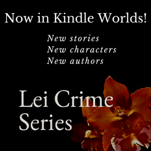 Now in Kindle Worlds!