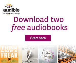 Get FREE Audible Audio Books