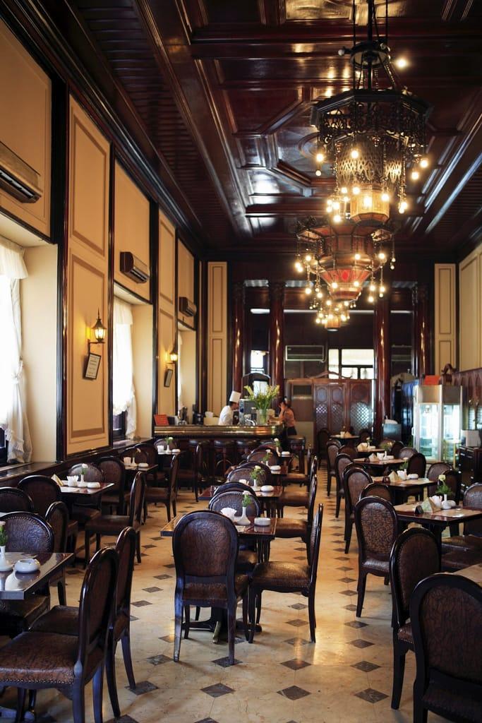 Tianon Cafe, Alexandria c. ETA