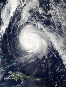 Major Hurricane Gonzalo