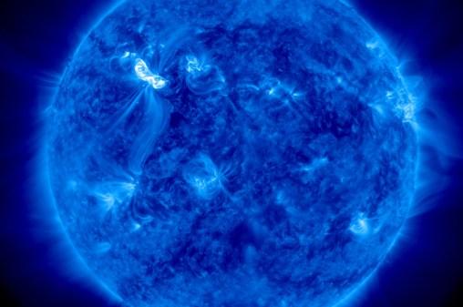 x-class solar flare