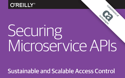 O'Reilly: Microservice Architecture Best Practices