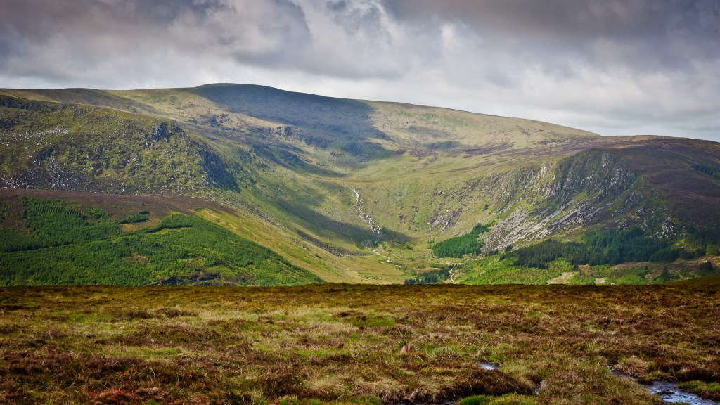 Four Peaks 2017 Challenge - Lugnaquilla