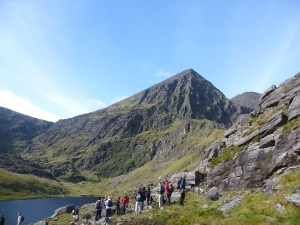 Carrauntoohil O'Sheas Gully