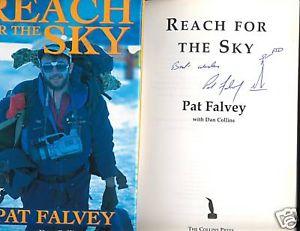 Pat Falvey - Reach for the Sky