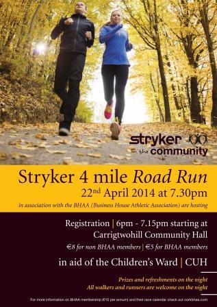Styker 2014 Poster