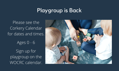 Playgroup is back