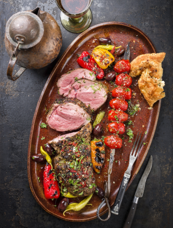 Roast Lamb Recipe