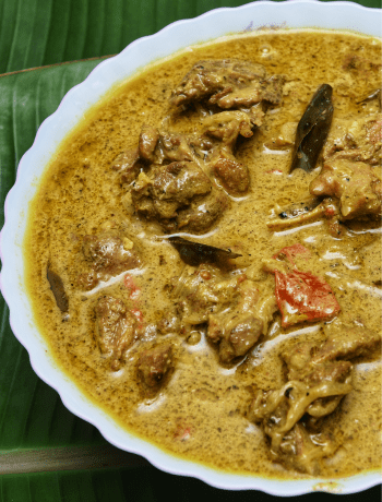 Spicy Kerala Duck Curry