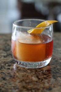 Craft Cocktails Old Fashioned