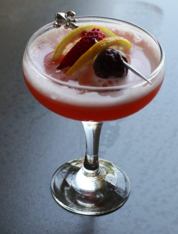 The Cure Cocktail