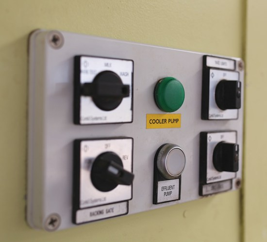 Plant start controls