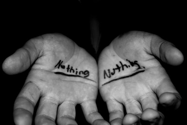 Nada...