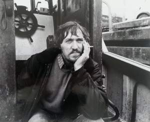 Skipper Colin Barnes, West Cork 1986