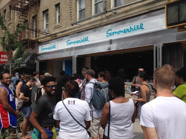 crown heights summerhill bar succumbs to outrage