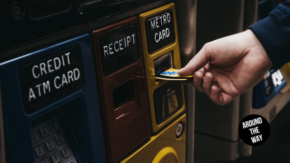 skip using metrocard to pay subway fare