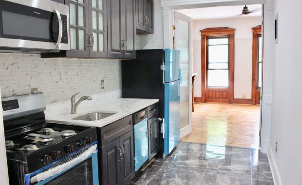 1 bedroom townhouse apartment at 1372 dean st in crown heights available at corley realty group crg3251
