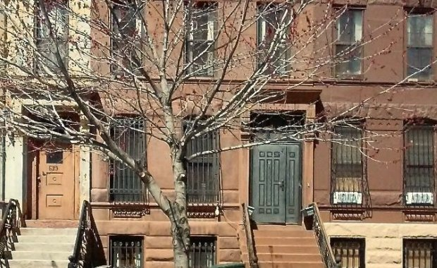 631 Macon St 2 family brownstone for sale in bedford stuyvesant at corley realty group