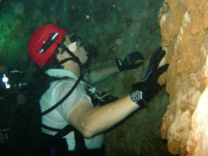 Immersione a Grotta Giusti